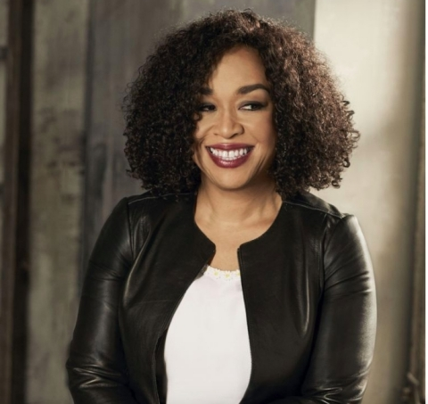 LEGENDARY CEO, PRODUCER, AND WRITER SHONDA RHIMES. (Photo: Business Wire)