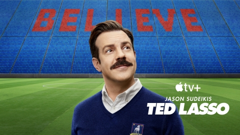 """""""Ted Lasso"""" was honored with Outstanding Comedy Series at the 73rd Annual Primetime Emmy Awards. (Photo: Business Wire)"""