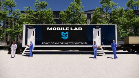 High-Complexity Mobile CLIA-Certified Laboratories (Photo: Business Wire)