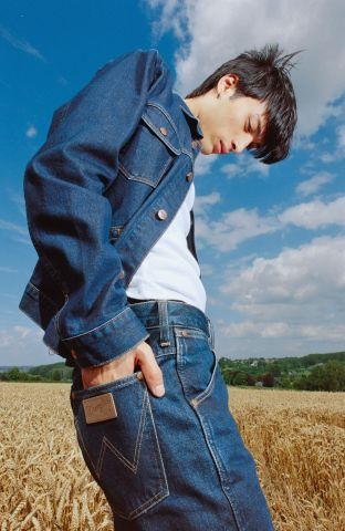 Wrangler®, a global icon in jeanswear and casual apparel, today announced that it has teamed up with Infinited Fiber Company to incorporate Infinna™ – regenerated, recyclable fibers– into its global denim range for its Fall 2021 collection, the brand's most sustainable denim yet. (Photo: Business Wire)