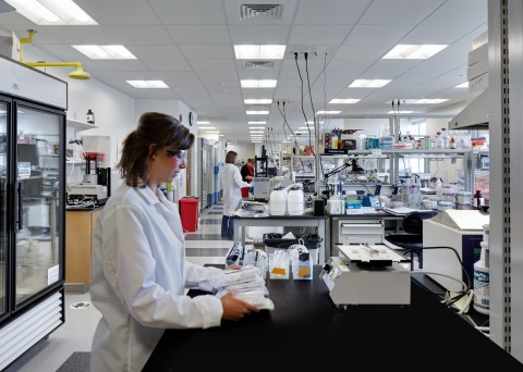 BioMed Realty owns and operates 14 million square feet of mission-critical lab office space throughout the US and UK – helping 250+ clients discover and advance the next generation of medicines and therapies. (Photo: Business Wire)