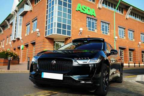 Wayve and Asda partner on autonomous grocery delivery trial (Photo: Business Wire)