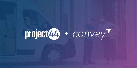 project44 buys last-mile delivery and customer experience leader, Convey, in $255M acquisition (Graphic: Business Wire)