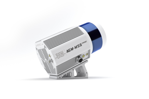 Velodyne Lidar announced AGM Systems LLC has deployed the Alpha Prime lidar sensor on the AGM-MS5.Prime, AGM's latest high-performance mobile scanning solution. (Photo: AGM Systems LLC)