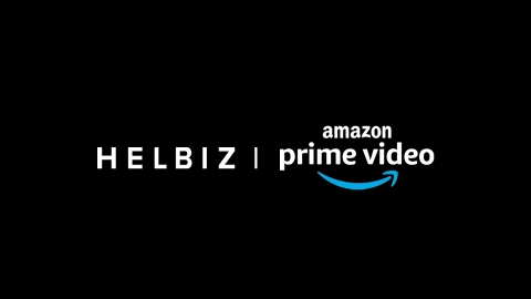 Helbiz Media Announces Partnership with Amazon (Graphic: Business Wire)