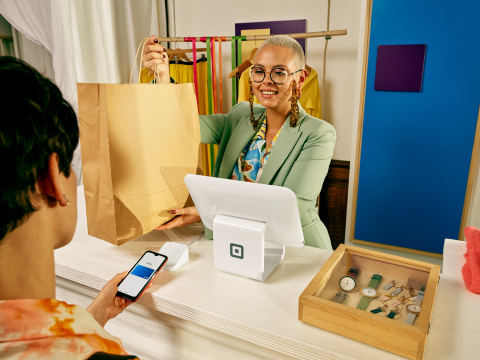Square Launches Integrated, Omnichannel Solutions For Businesses in France (Photo: Business Wire)