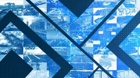 Acompáñenos en la serie de eventos Year in Infrastructure y los Going Digital Awards in Infrastructure que destacan los avances en la digitalización. (Graphic: Business Wire)