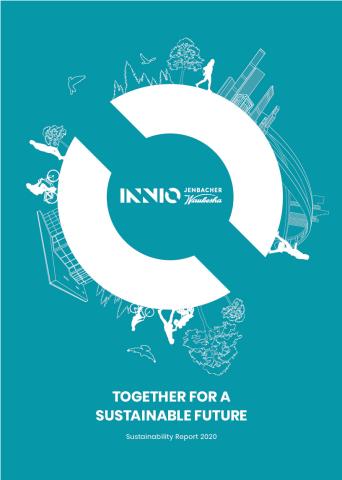 INNIO's Inaugural Sustainability Report (Graphic: Business Wire)