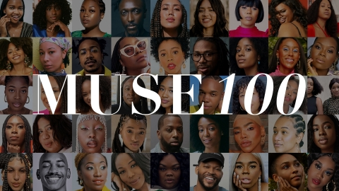 Ulta Beauty announces the MUSE 100, a celebration of 100 inspiring Black voices in beauty, each of whom will be awarded with a MUSE 100 grant to further their impact. (Photo: Business Wire)