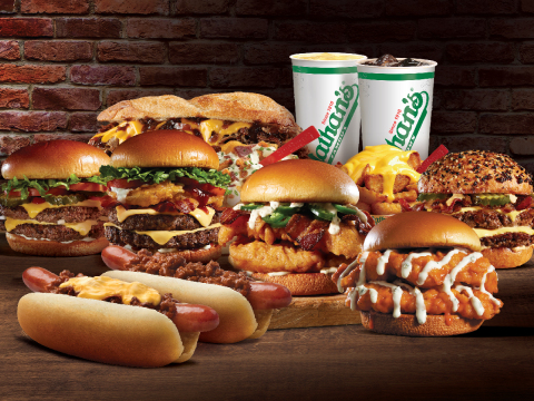 Nathan's Famous Menu. (Photo: Business Wire)