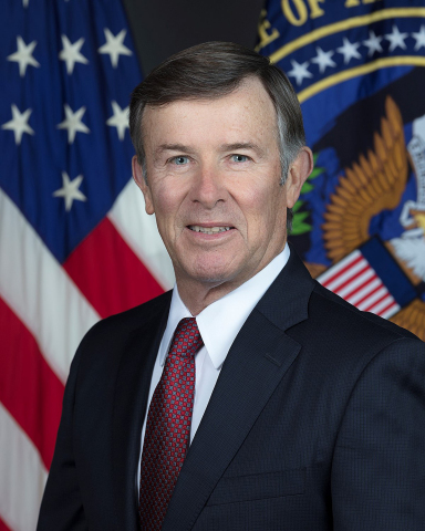 FORMER ACTING DIRECTOR OF NATIONAL INTELLIGENCE AND COMMANDER OF NAVAL SPECIAL WARFARE VICE ADMIRAL JOE MAGUIRE (Photo: Business Wire)
