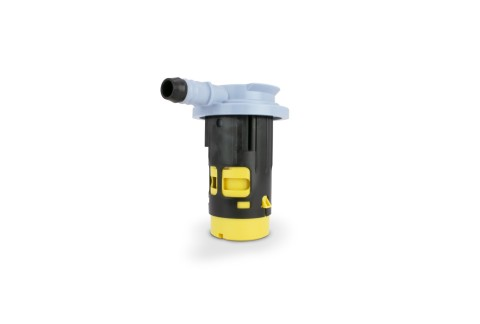Eaton's new zero-leak Compact Combo Valve safely vents harmful evaporative fuel vapors in a tank by stacking a Fill Limit Vent Valve (FLVV) and a new Zero-Leak Grade Vent Valve (GVV). (Photo: Business Wire)