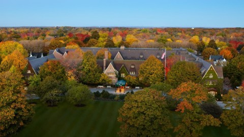 The 2021 Historic Hotels Awards of Excellence Ceremony & Gala will be held at The American Club Resort Hotel in Kohler, Wisconsin on November 11, 2021. (Photo Credit: The American Club Resort Hotel)