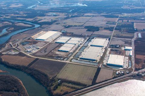 Elion Logistics Park 55 (Photo: Business Wire)