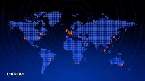 Les nouvelles améliorations apportées à Procore continuent de répondre aux besoins des clients qui l'utilisent dans le monde entier. (Graphic: Business Wire)