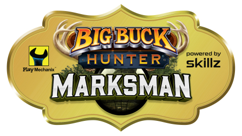 Skillz's NEW Big Buck Hunter: Marksman Competitive Mobile Game Launches with First Mobile Esports Division Tournament October 1-2 (Graphic: Business Wire)