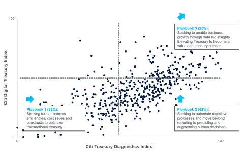 Citi Releases Latest Treasury Diagnostics Report (Graphic: Business Wire)