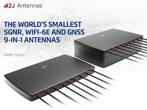 Stellar Series by 2J Antennas (Photo: Business Wire)