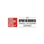 High Tide Makes The Globe and Mail's Third-Annual Ranking of Canada's Top Growing Companies With 733% Growth Over Three Years