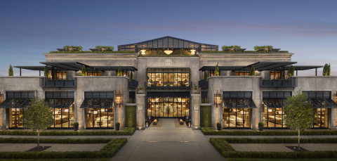 RH OAK BROOK, THE GALLERY AT OAKBROOK CENTER (Photo: Business Wire)