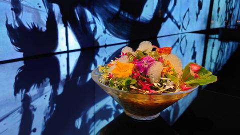 Flower Vegan Ramen (Cold) (Photo: Business Wire)