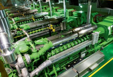 INNIO Jenbacher IPP Power Plant (Photo: Business Wire)