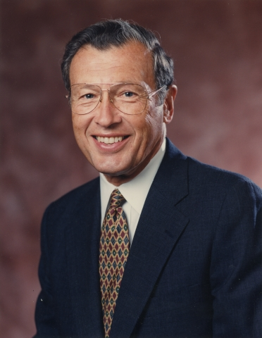 Alfred DeCrane, former Texaco chairman and CEO. (Photo: Business Wire)