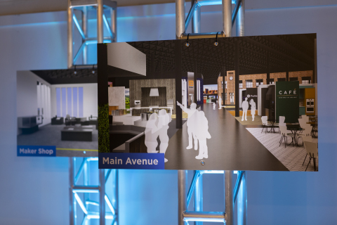 CoCREATE Stamford renderings (Photo: GE Appliances, a Haier company)