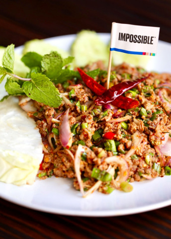 Impossible™ Pad Krapow by Sticky Rice (Photo: Business Wire)