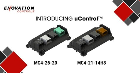 New uControl™ Mobile Machine Controller Series (Photo: Business Wire)