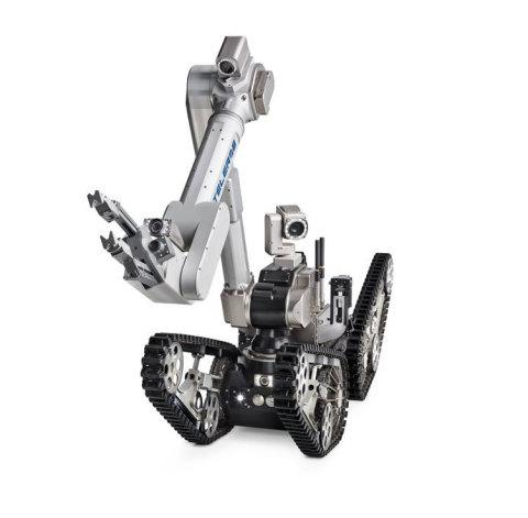 telemax EVO HYBRID unmanned ground vehicle (Photo: AeroVironment, Inc.)