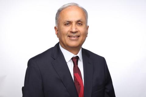 Dr. Sushil Wadhwani, CBE, Chief Investment Officer, PGIM Wadhwani (Photo: Business Wire)