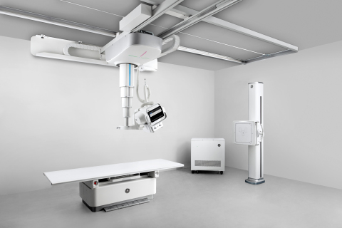 GE Healthcare's Definium Tempo Fixed X-ray System (Photo: Business Wire)