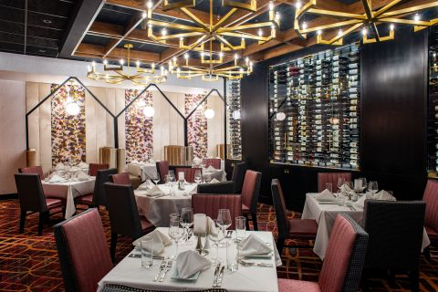 Main Dining Room at Ruth's Chris Short Hills. (Photo: Business Wire)