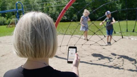 Le système de SGC Dexcom G6 est maintenant couvert par le ministère de la Santé du Manitoba pour les personnes de 25 ans ou moins atteintes de diabète de type 1. (Photo: Business Wire)