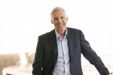"James ""Jim"" Belardi is a leukemia survivor, financial services executive and entrepreneur. (Photo Credit: City of Hope)"