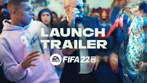 EA SPORTS FIFA 22 Featuring Next-Gen HyperMotion Technology Launches Worldwide Today (Photo: EA SPORTS)