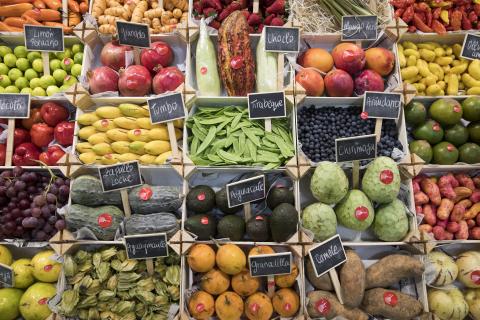 Perú es parte de la Feria Fruit Attraction con su diversidad de superalimentos como aguacate, uvas, mangos, entre otros. ©PROMPERÚ
