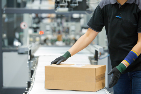 The CVP Everest and CVP Impack Automated Packaging Solutions pack up to 1,100 parcels per hour, for multiple or single items. (Photo: Business Wire)