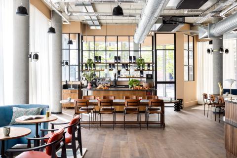 Hyatt Centric Cambridge dining venue (Photo: Business Wire)