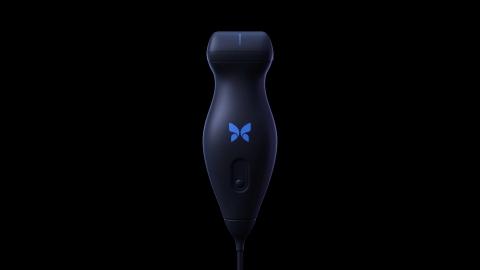 New iQ+ Vet Ultrasound (Photo: Business Wire)
