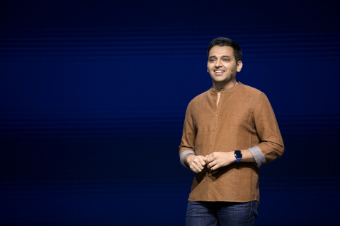 Former Samsung Executive Pranav Mistry Joins D. One Vision Management (DOV) as Senior Advisor for Metaverse & AI Investing (Photo: Business Wire)