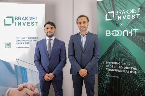 Stockholm's Brakket Invest Picks Up MENA-Based Tech Firm (Photo: Business Wire)