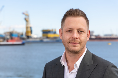 Marc Boileau joins FourKites®, the world's leading real-time supply chain visibility platform, as Senior Vice President, Sales and Carrier Operations, EMEA. (Photo: Business Wire)