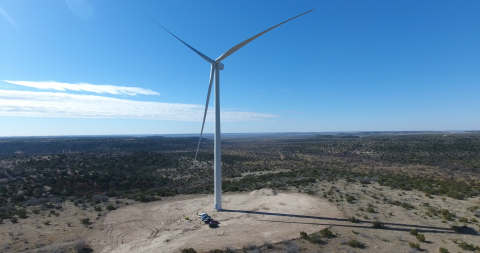 Funds managed by Ares' Infrastructure and Power strategy have transacted with Apex on numerous power projects, including the 525 MW Aviator Wind—the largest single-phase, single-site wind farm in the United States. (Photo: Business Wire)