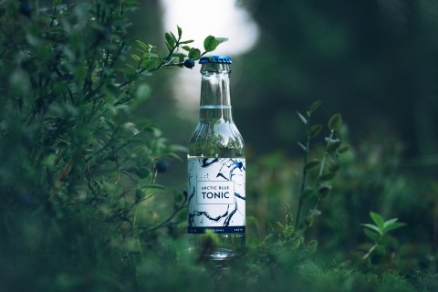 Award-winning Finnish beverage company of artisan gin is launching a new tonic water. Arctic Blue Tonic combines flavours from coniferous forests with the world's cleanest water. It is made from the cleanest Finnish groundwater by hand in small batches in Lappeenranta, Finland. (Photo: Business Wire)