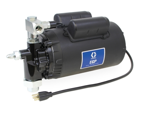 Graco EGP On-Demand Pump (Photo: Graco Inc.)