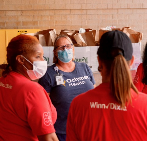 Winn-Dixie customers in Louisiana can donate at checkout through Oct. 26 to help Ochsner Cancer Institute in providing exceptional treatment and health care to individuals living with cancer and offer essential support and resources to families of cancer patients. (Photo: Business Wire)