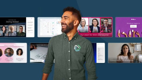 The next-generation Socialive platform offers enterprises and high-growth companies a unified platform to create, broadcast and distribute studio-quality video content. (Photo: Business Wire)