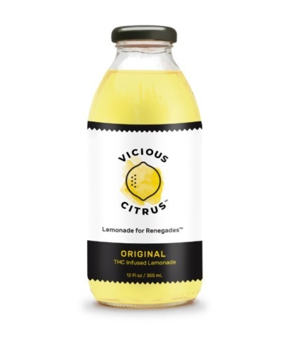 """Vicious Citrus™ -- Lemonade for Renegades™ -- """"True rebels are direct, honest, and stand up for what they believe in… just like Vicious Citrus. Vicious Citrus cannabis-infused lemonades don't compromise on great taste and blaze a refreshingly original path."""" www.viciouscitrus.com (Photo: Business Wire)"""